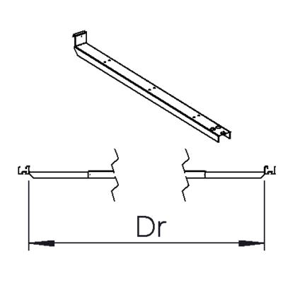 Ramppikannake Dr= 2900mm-3600mm (2700mm runko); 1800mm-2350mm (1500mm runko); 3250mm-3600mm (1500mm runko)