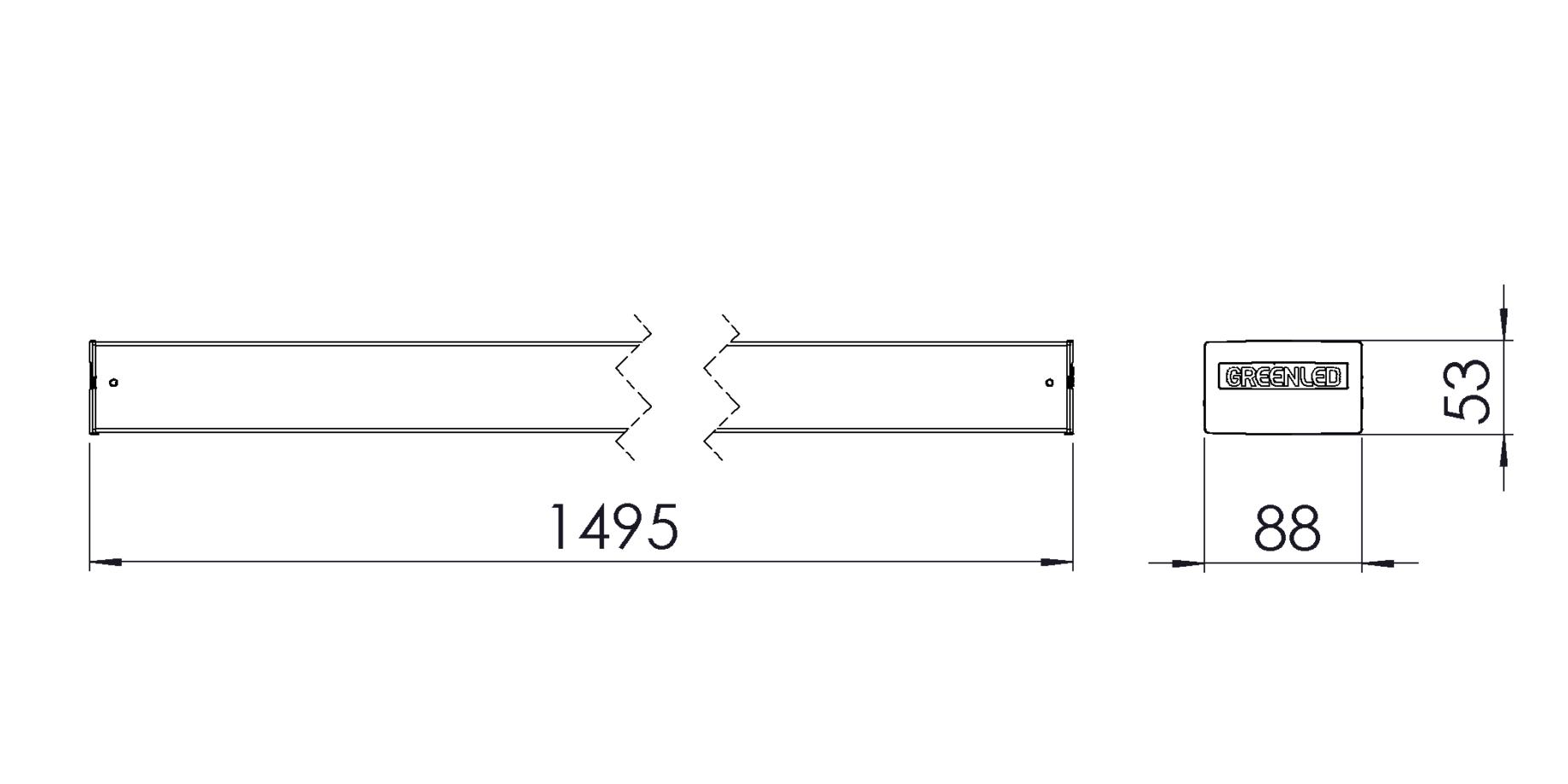 Alfa Line mittakuva