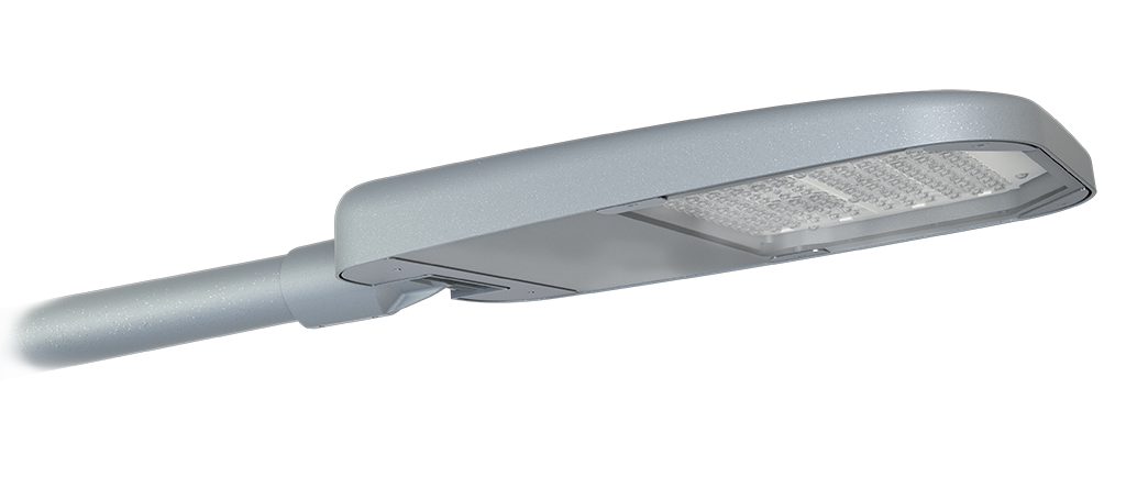 Launched by Greenled, the Vega M luminaire completes the Vega luminaire family, which is now available in S, M and L versions for a variety of street and area lighting needs.