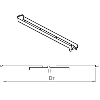Ramppikannake Phi 2312 Dr=2,9-3,7m tai 3,7-4,5m