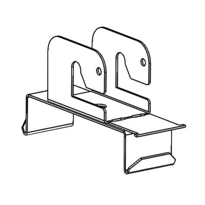 Vaakavaijerikannake (max ⌀8 mm)