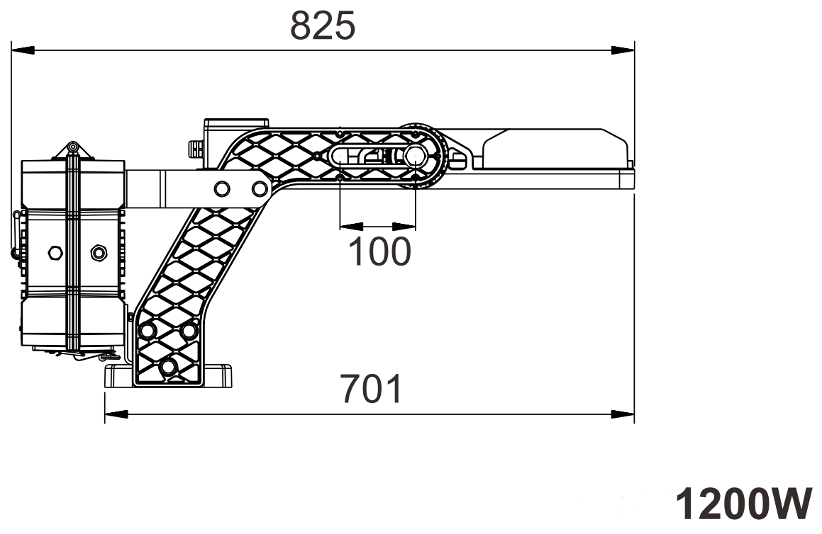Rigel Gen2 1200W measurements