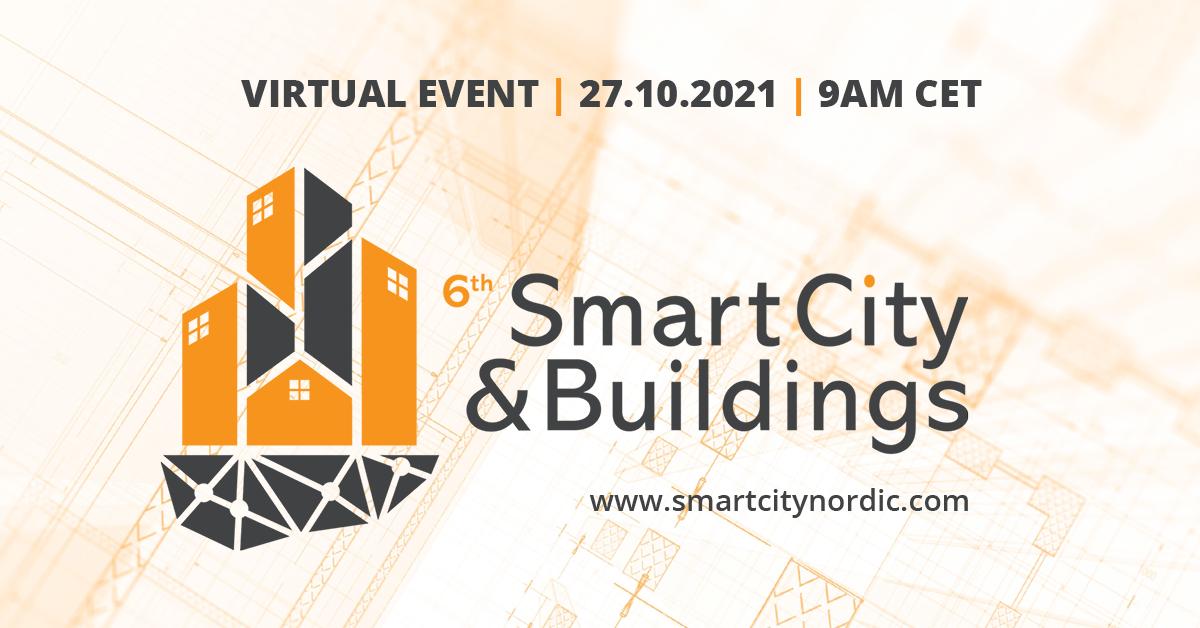 Greenled Smart City & Buildings 2021 -tapahtumassa